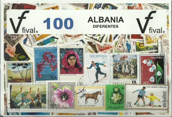 Sellos albania
